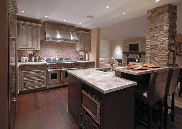 Luxurious Kitchen Renovation Surrey