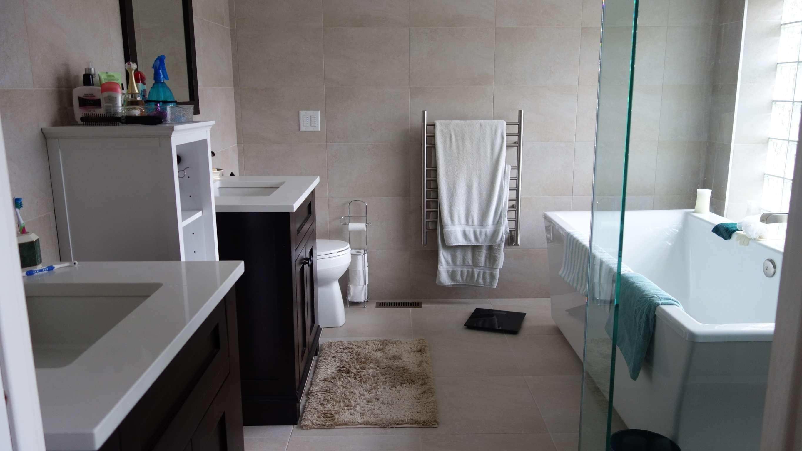 Bathroom Renovations Designs Contractor South Surrey
