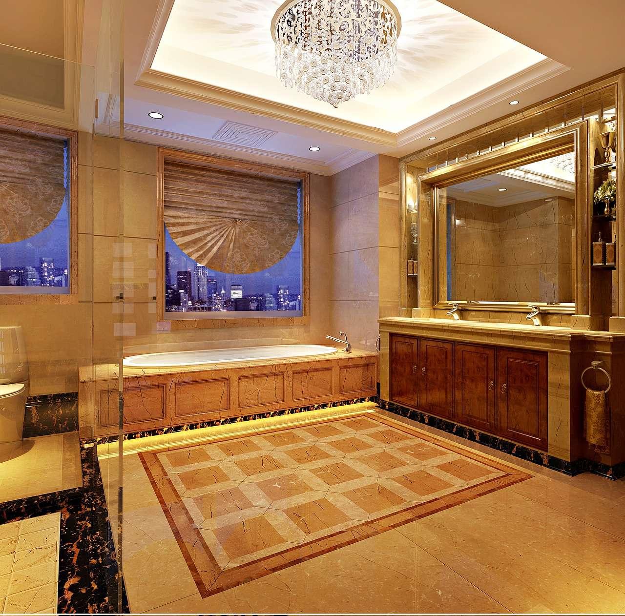 bathroom remodeling reno trend mediterranian style